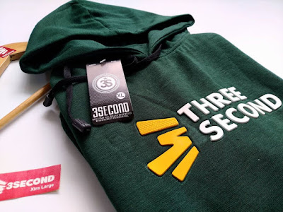 HOODIE THREESECOND (H33)