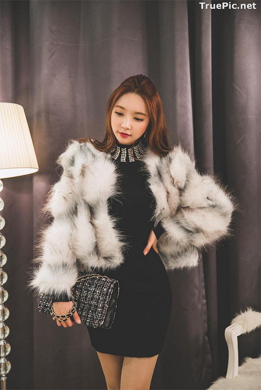 Image Korean Beautiful Model – Park Soo Yeon – Fashion Photography #12 - TruePic.net - Picture-52