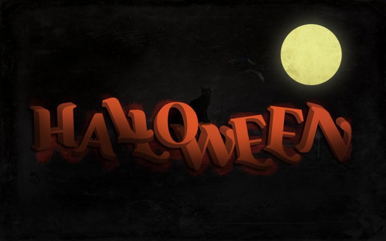 halloween moon wallpaper - photo #29