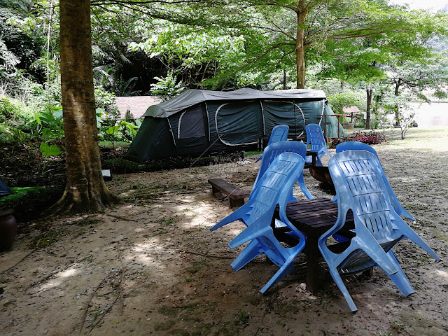 Glamping Di Lost World Of Tambun