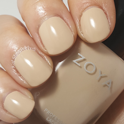 Zoya Naturel 3 - Tatum | Kat Stays Polished