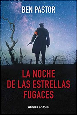 La noche de las estrellas fugaces - Ben Pastor (2021)