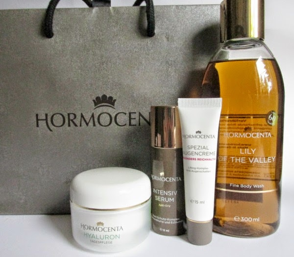 Beautypress Blogger Event - Goodie Bags - Hormocenta