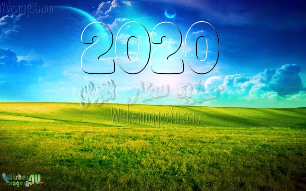 Happy New Year 2020 Full HD Nature HD Pictures