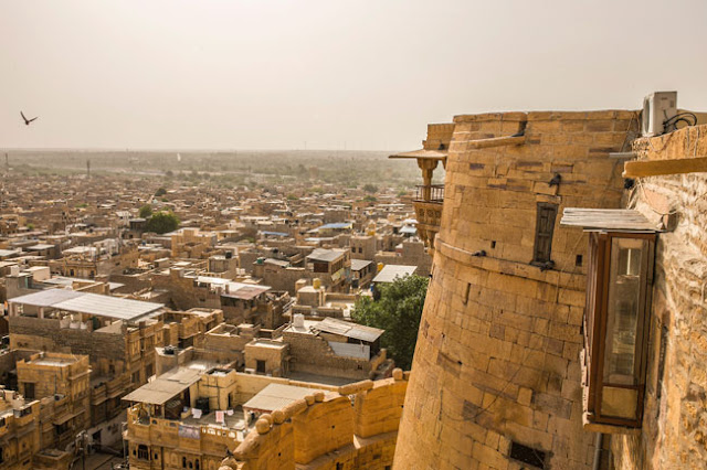 jaisalmer fort sunrise golden photogrpahy photo