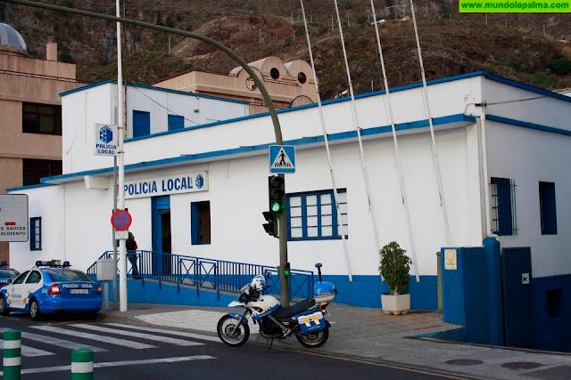 La Policía Local inicia una campaña de control de alcoholemia y drogas en Santa Cruz de La Palma