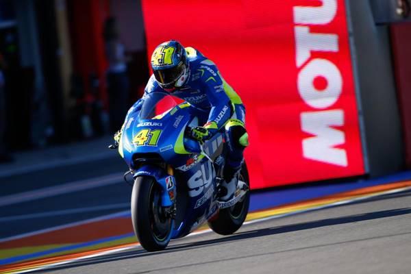 Tim Suzuki ECSTAR dan MotoGP 2016