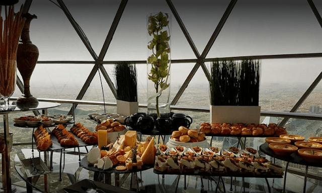 مطعم ذا غلوب الرياض
