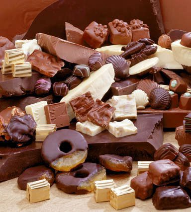 chocolate image varity of chocolates
