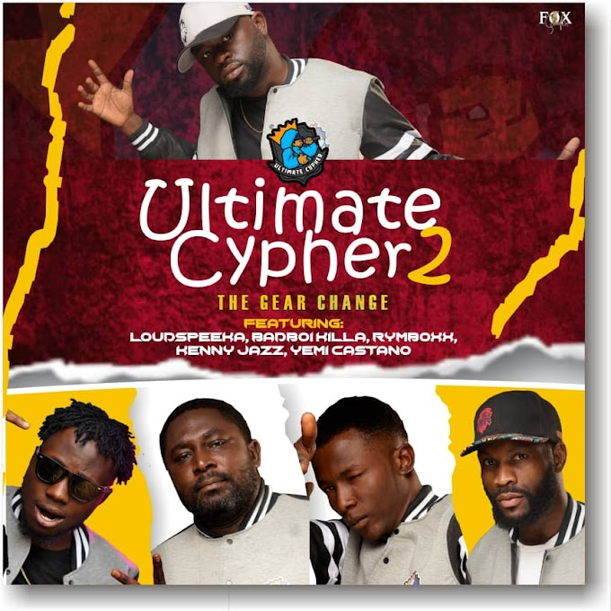 """Ultimate Cypher II"" Feat. Loudspeeka, Rymboxx, Kenny Jaz, BBK & Yemi Castano"