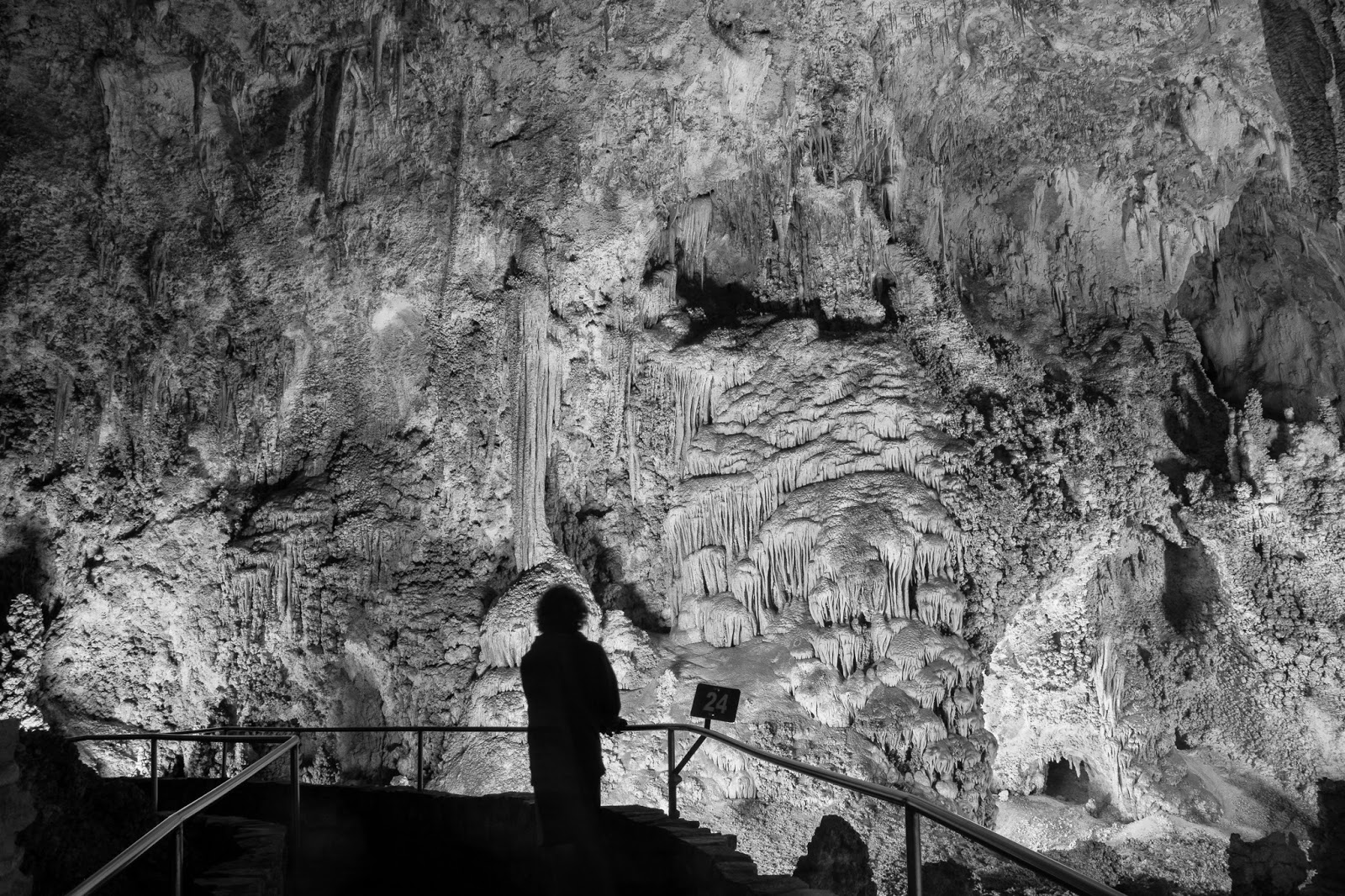 Carlsbad Caverns, Big Room