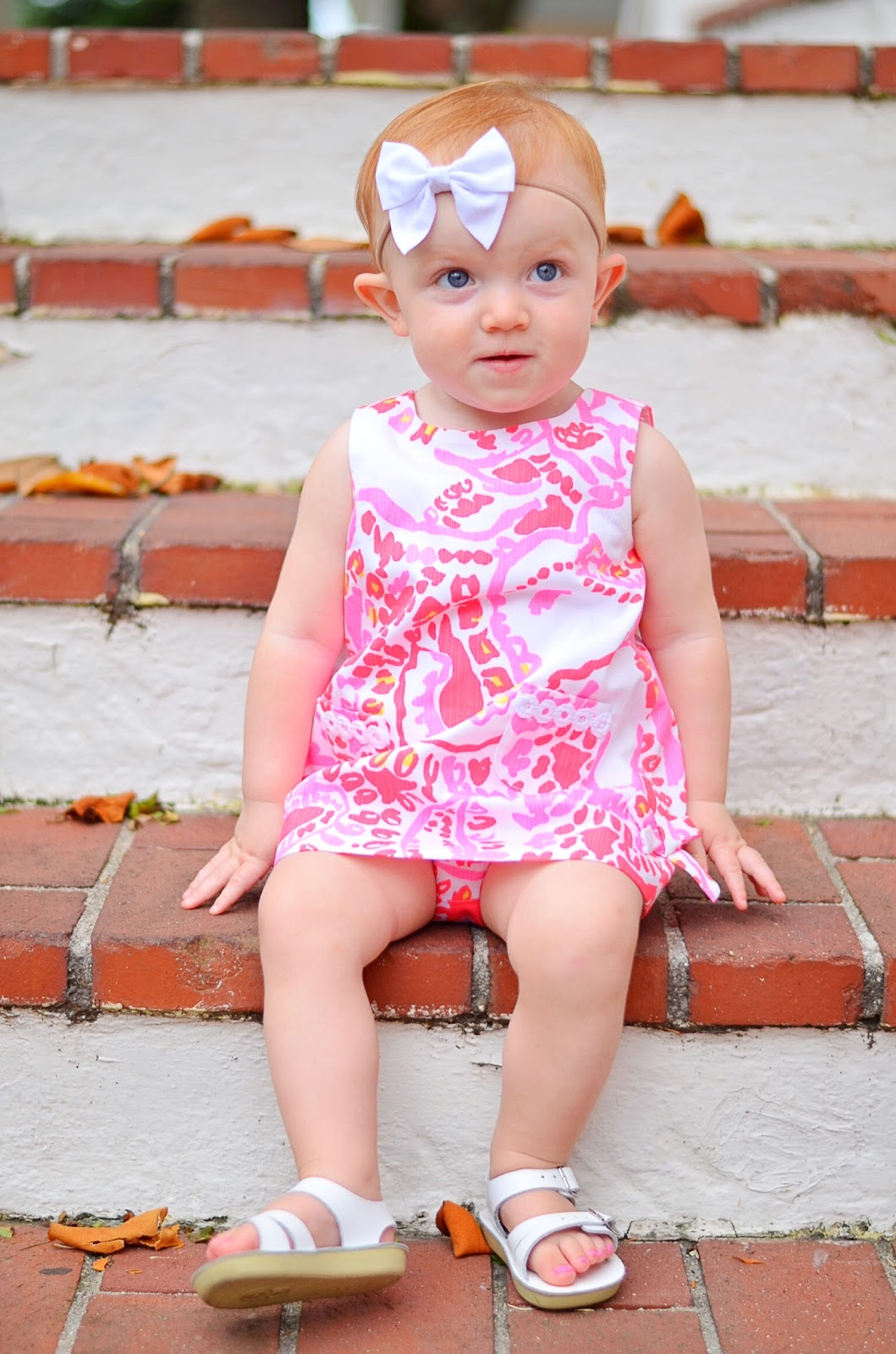 Baby Lilly Pulitzer