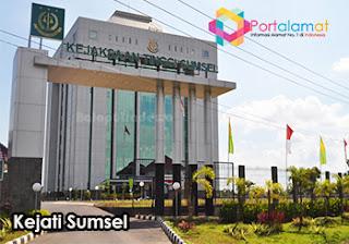 Alamat Kantor Kejaksaan Tinggi Sumatera Selatan