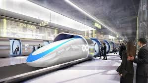 Kereta Hyperloop