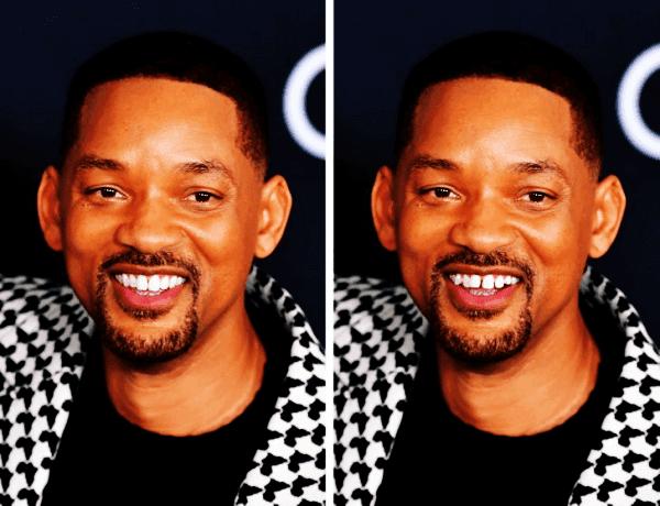 Will Smith Dişleri