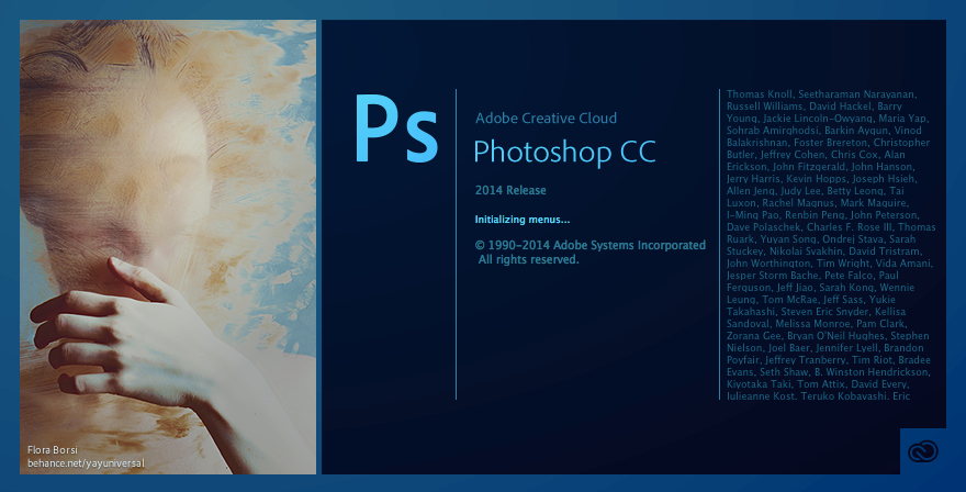 Adobe Photoshop CC 2014 v14.2.1 x64/x86 Portable Full Version 357 MB Highly Compressed