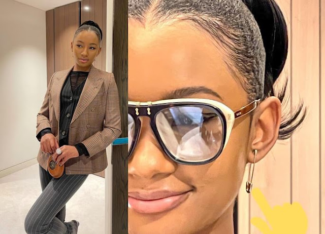 Check Out The Earrings Temi Otedola Reportedly Bought For 120k