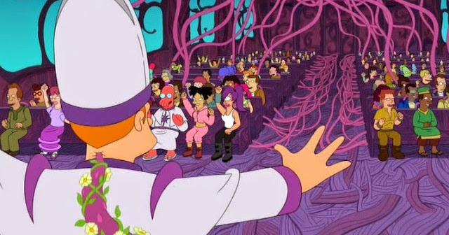 Descargar Futurama La Bestia con los Billones de Brazos Mega y Mediafire