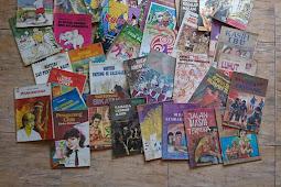 Anak-Anak Lebih Rakus Membaca Buku
