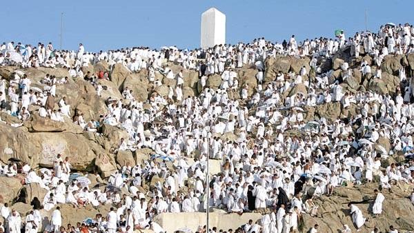 لايف Now مباشر الوقوف بعرفة بث مباشر جبل عرفات الان صور الحجاج