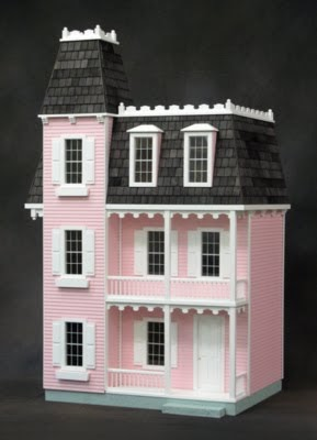 Little Darlings Dollhouses Alison Jr Dollhouse