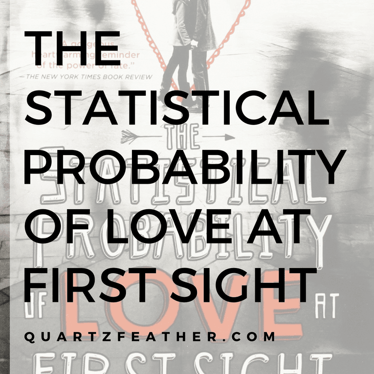 The Statistical Probability of Love at First Sight Review