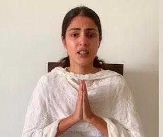 riya chakravarthi talk to mumbai police