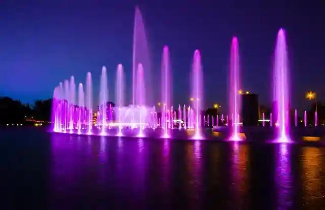 حديقة الملك عبدالله بالرياض منتزه الملك عبدالله بالملز