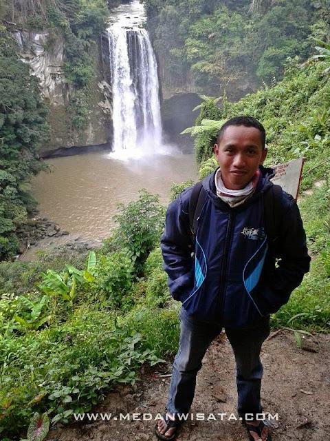 Air Terjun Tonduhan Siantar Simalungun, Sumatera Utara