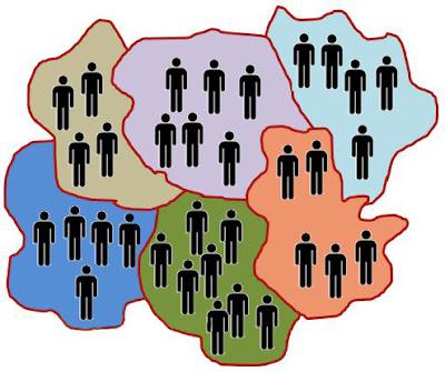 Negara negara di dunia tentunya mengalami adanya pertumbuhan penduduk Cara Menghitung Kepadatan Penduduk (Aritmatik, Fisiologis, dan Agraris)