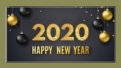 free image happy new year 2020