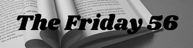 The Friday 56: IT by Stephen King (Week 3)