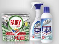 Logo Concorso ''Viakal e Fairy ti premiano '' : in palio Gift Card MediaWorld da 100 euro