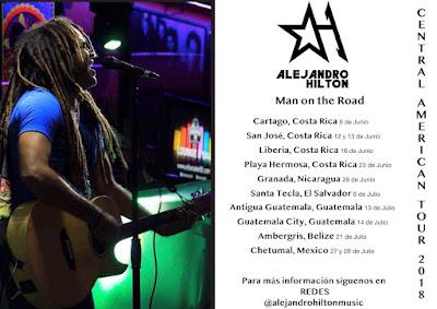 Preparando el Tour por Centro América