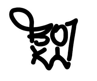 Un logo antiguo de mi marca online (boky1)