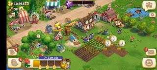Panduan Bermain Game FarmVille 2: Country Escape