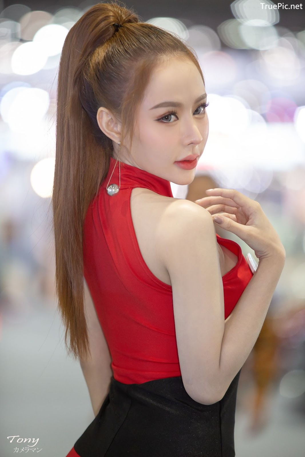 Image-Thailand-Hot-Model-Thai-Racing-Girl-At-Motor-Expo-2019-TruePic.net- Picture-2