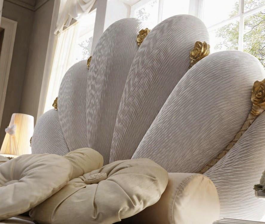 Mobilier dormitor pat de lux