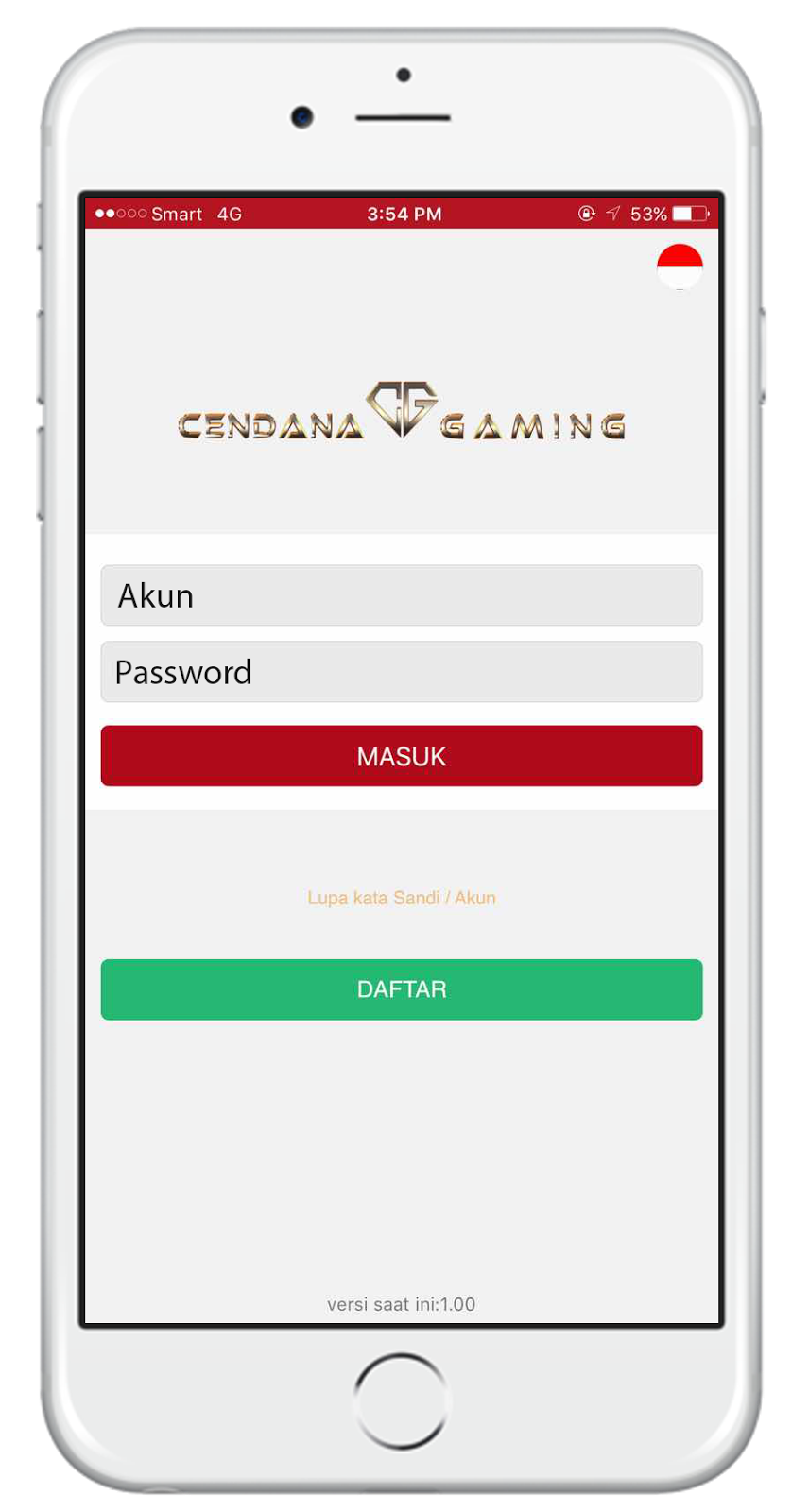 Cendana Gaming: PANDUAN CARA MENDOWNLOAD APLIKASI IOS GAME SBOBET DAN CASINO