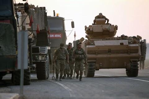 Szíriából Irakba szállított át az amerikai hadsereg két fogva tartott iszlamistát