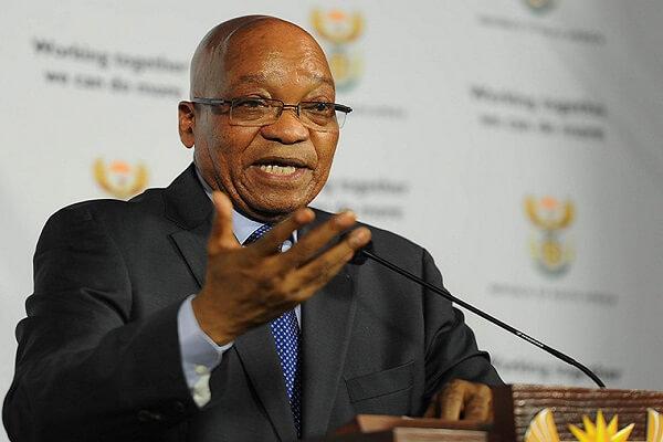 تهمة ازدراء المحمكة تقود الرئيس السابق لجنوب إفريقيا جاكوب زوما إلى السجن