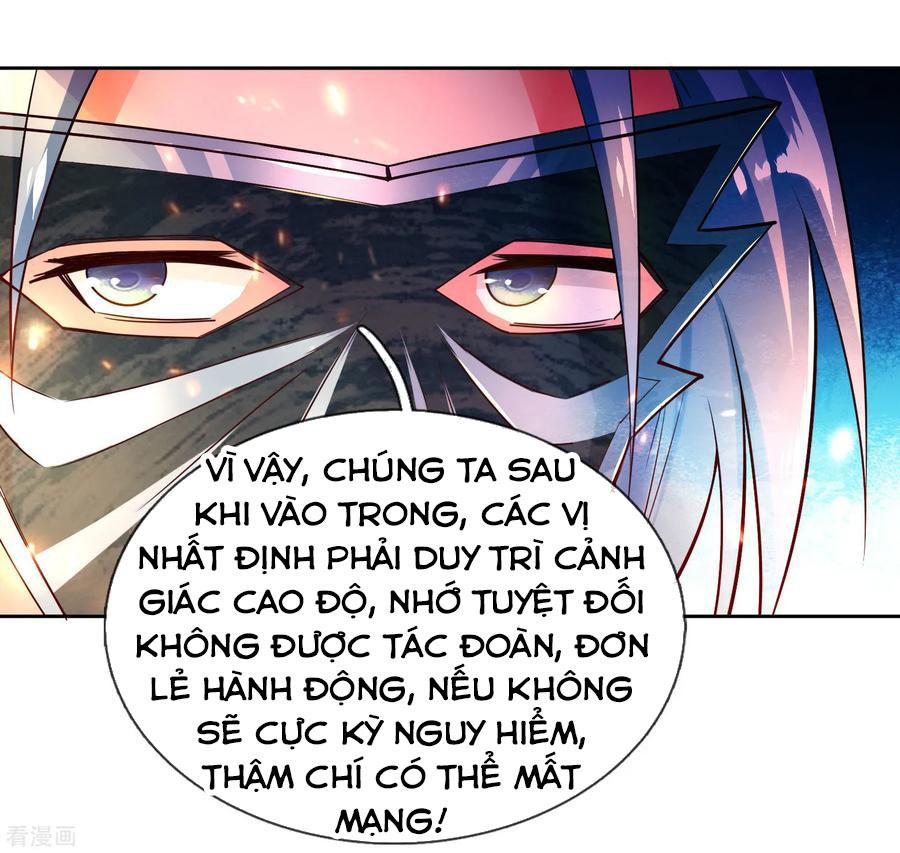 Nghịch Thiên Kiếm Thần chap 250 - Trang 8