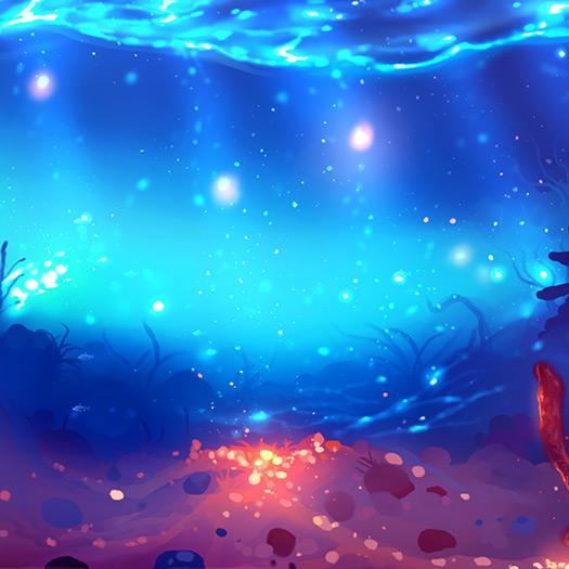Underwater World Wallpaper Engine