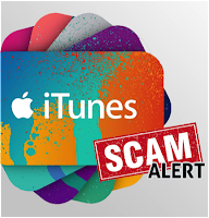 Evitar estafa con iTunes Gift Cards
