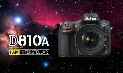 Nikon 810A, Nikon DSLR, astrophotography, Nikon vs Canon, facts about Nikon, new Nikon