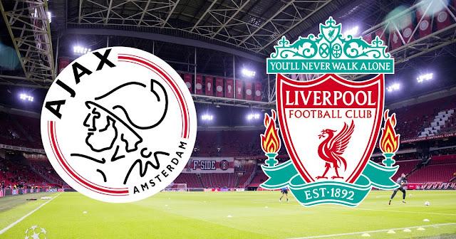 مباراة ليفربول وأياكس أمستردام  دوري أبطال أوروبا بث مباشر