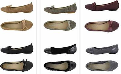 zapatos bailarinas