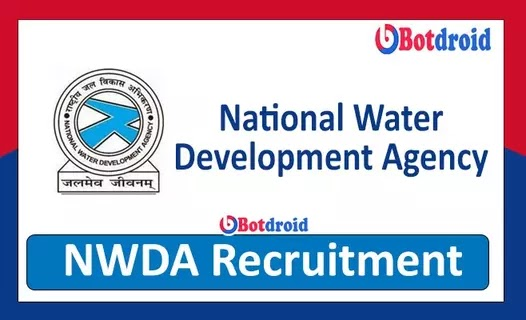 NWDA Recruitment 2021, Apply Online for National Water Development Agency jobs