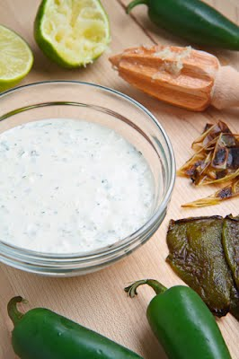 Roasted Jalapeno Mayo
