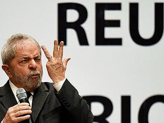 Lula participou ativamente do esquema criminoso na Petrobras, diz MPF